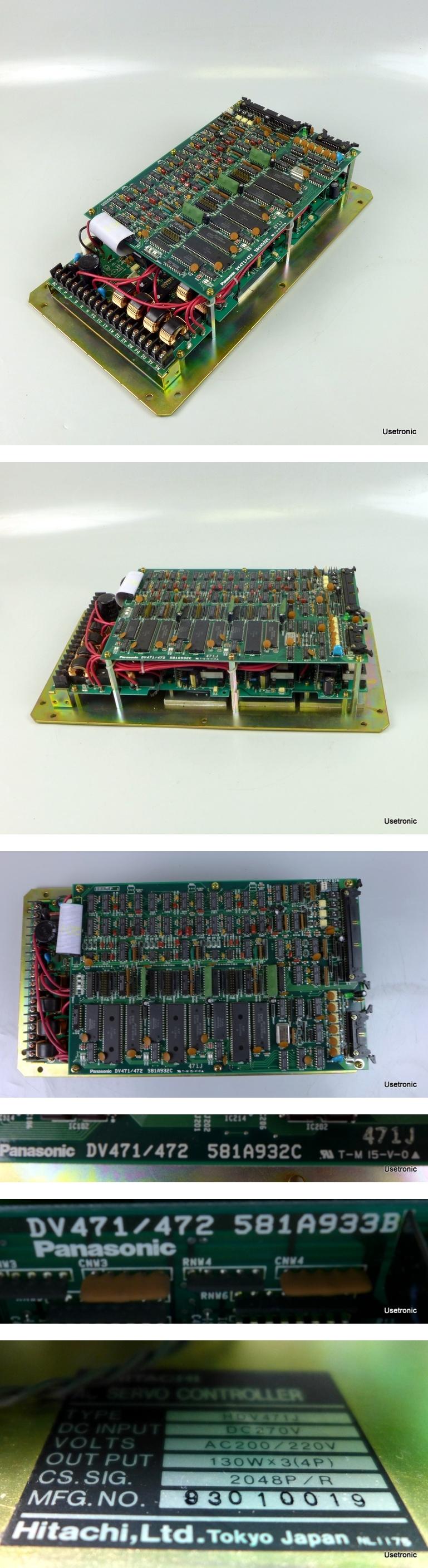 Hitachi HDV471 J