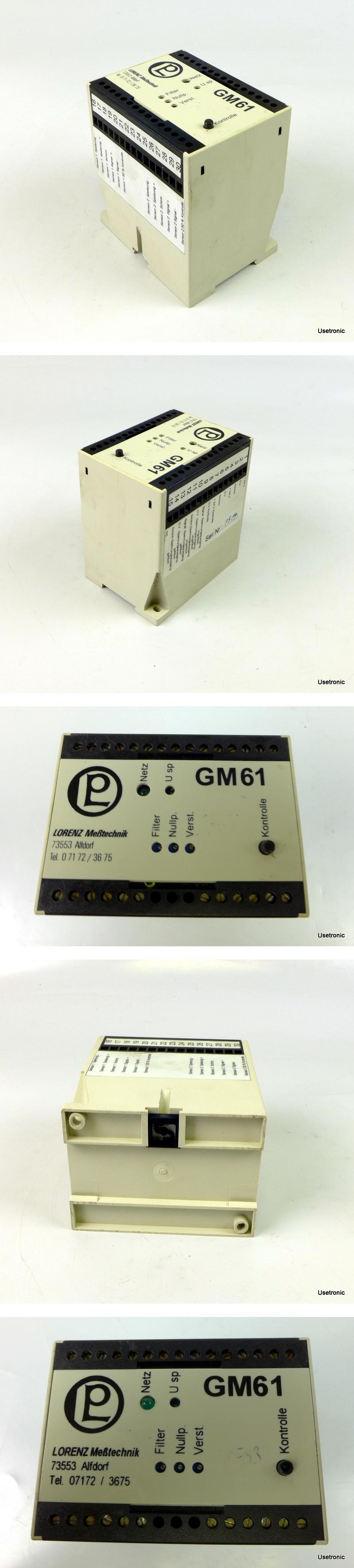Lorenz GM61