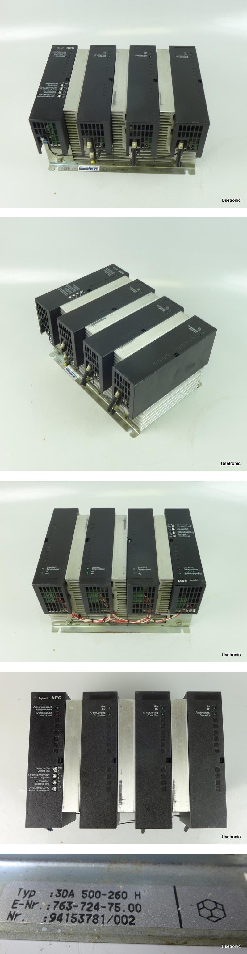 AEG 3DA500-260 H