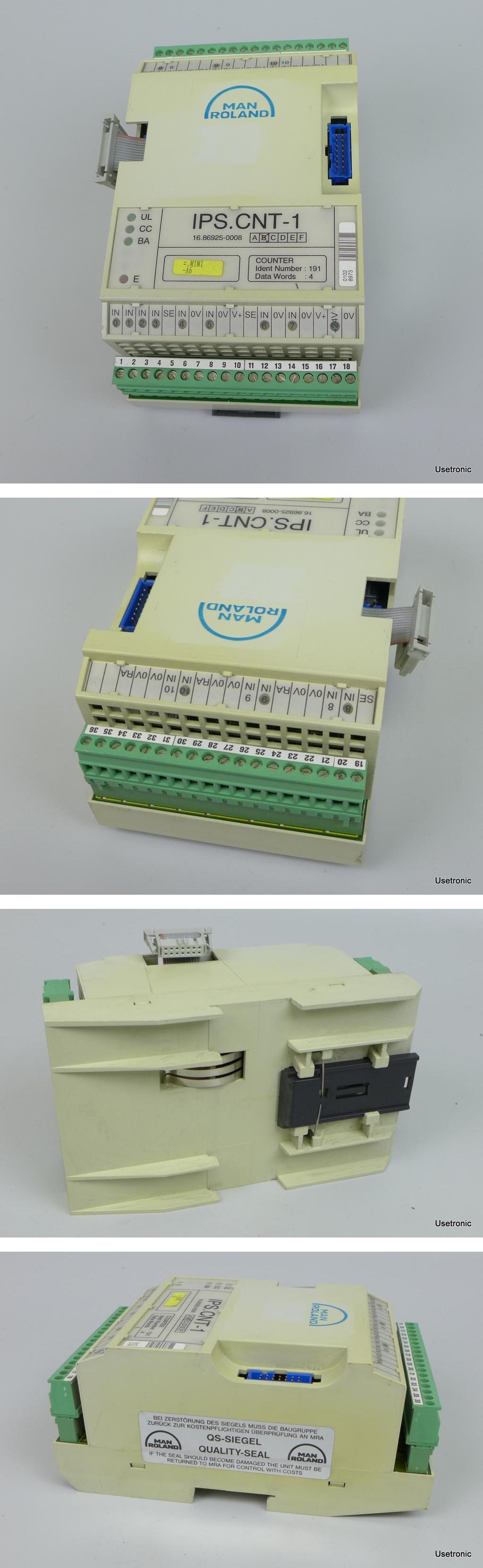 MAN Roland IPS.CNT-1 16.86925