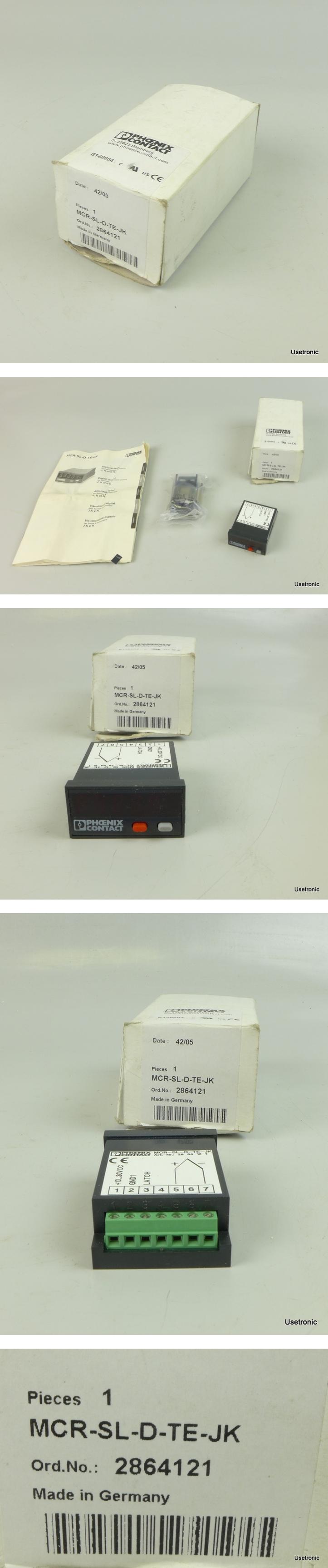 Phoenix Contact MCR-SL-D-TE-JK 2864121