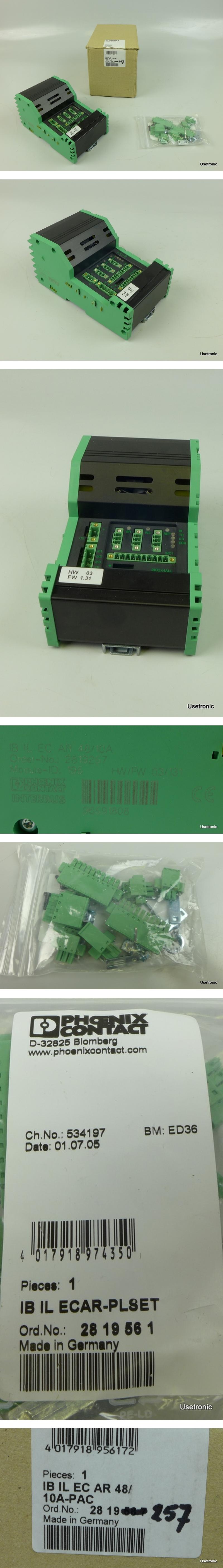 Phoenix Contact IB IL EC AR 48/10A