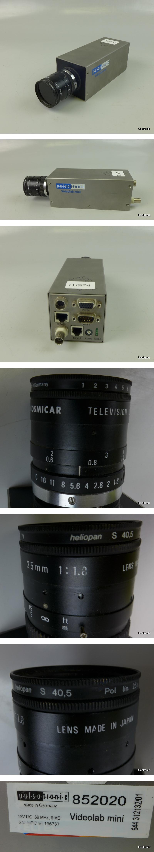 Pulsotronic Videolab mini 852020