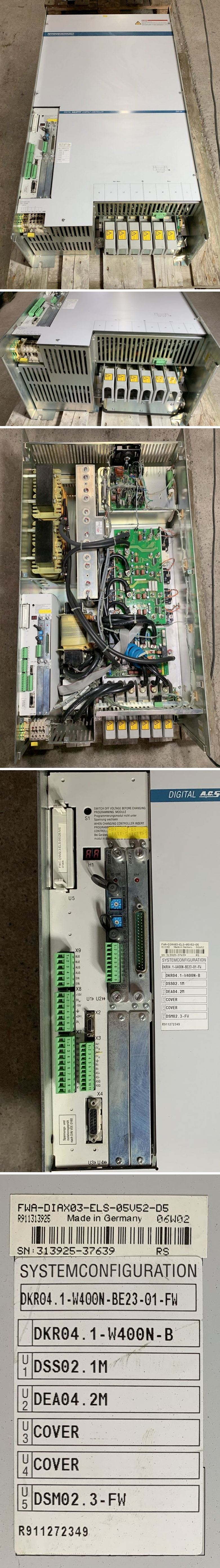 Indramat DKR04.1-W400N-BE23-01-FW